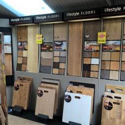 Laminate Flooring and Luxury Vinyl Tiles