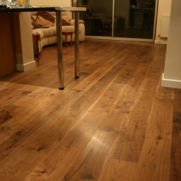 Carpet, laminate or wood flooring?